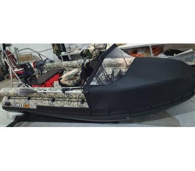 Тент носовой удлиненный SOLAR-470 / 450 STRELA/ 470 SuperJet