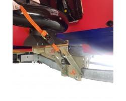 Задняя опора лодочного мотора на прицеп (универсальная)