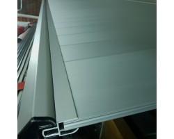 Жесткий алюминиевый пол в НДНД лодки