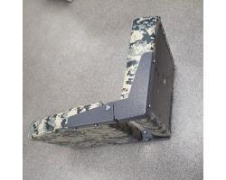 Кресло мягкое складное для лодки SIBJET