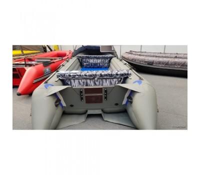 ВЫДРА- ШЕРПА 500 JET( тоннельная лодка)
