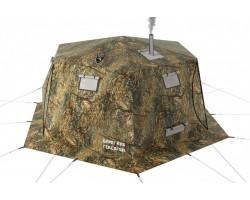 Палатка-шатер Куб Берег «Гексагон» Двухслойный