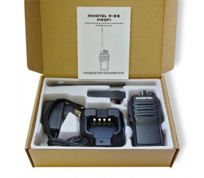Водозащищенная рация RIXOTEL R-55 PROFI ( IP67)