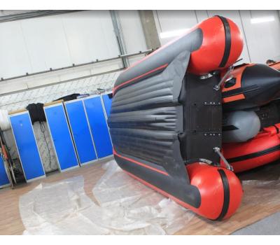 Лодка надувная моторная SOLAR-520 Super Jet tunnel (2020)