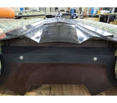 Лодка надувная моторная SOLAR-470 Super Jet tunnel (RIB)