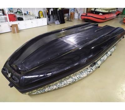 Лодка надувная моторная SOLAR-470 Super Jet tunnel (RIB) с фальшбортом