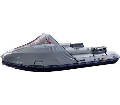 Тент носовой для ПВХ лодок SOLAR-470 / 450 / 420 Strela