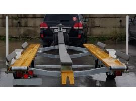 Закатные ролики 300мм. для лодочного прицепа