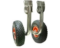 Транцевые шасси НДНД (колеса)