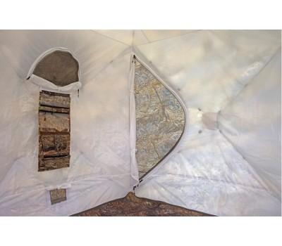 Зимняя двухслойная палатка Берег Куб 1.8