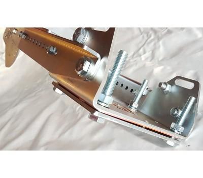 Задняя опора ПЛМ мотора на прицеп (универсальная)